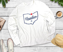 Load image into Gallery viewer, Vermilion Ohio, Long Sleeve Shirt, Vermilion Ohio T-Shirt