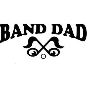 Band Dad Shirt, Band T-Shirt, Gift for Dad, Dad T-Shirt - Lake Erie Goods