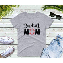 Load image into Gallery viewer, Baseball Mom Shirt, Mom Life Shirt, Gift for Mother
