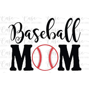 Baseball Mom Shirt, Mom Life Shirt, Gift for Mother