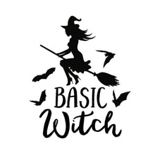 Load image into Gallery viewer, Basic Witch Shirt, Halloween Shirt, Funny Halloween Shirt