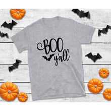 Load image into Gallery viewer, Boo Y'All Shirt, Halloween Shirt, Funny Halloween Shirt