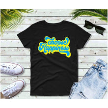 Load image into Gallery viewer, Choose Happiness 70's T-Shirt Vintage Retro Style