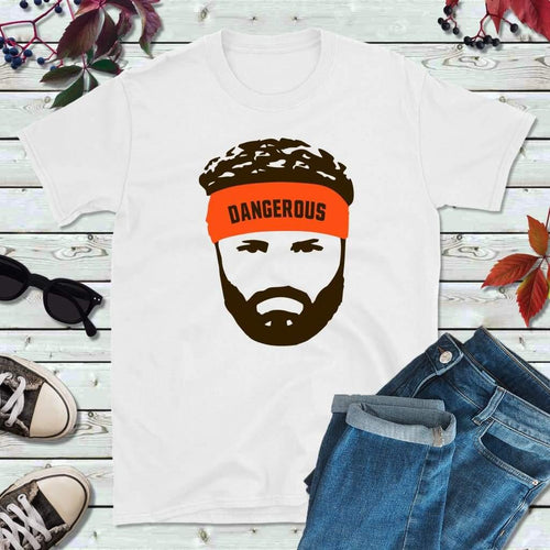 Cleveland Football Shirt, Browns T-Shirt, Dangerous