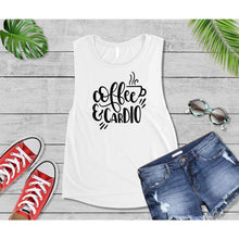 Load image into Gallery viewer, Coffee is My Cardio T-Shirt, New Year's Resolution Shirt, Workout Tops
