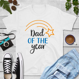 Dad T-Shirts, Gift for Dad, Dad of the Year Shirt
