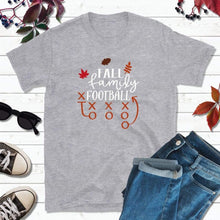 Load image into Gallery viewer, Fall and Football, Fall Shirt, Autumn T-Shirt