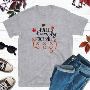 Fall and Football Fall Shirt Autumn T-Shirt
