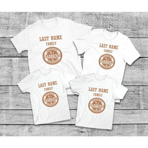 Family Barbeque Shirts, Family Matching Shirts, BBQ T-Shirts