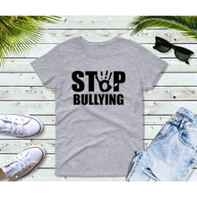 Load image into Gallery viewer, Feminist T-Shirt, Feminist Gift, Stop Bullying Shirt