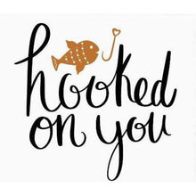 Load image into Gallery viewer, Fishing Shirt Women, Fishing Gifts, Hooked on You