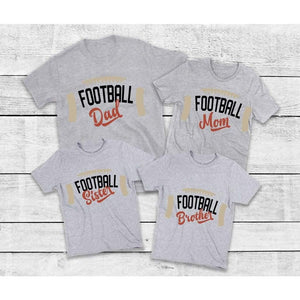 Football Shirts for Family, Family Matching Shirts