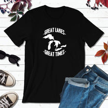 Load image into Gallery viewer, Great Lakes Shirt Vacation Shirt Great Lakes Great Times