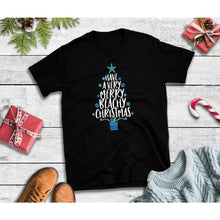 Load image into Gallery viewer, Have a Very Merry Beachy Christmas Christmas Shirt Holiday