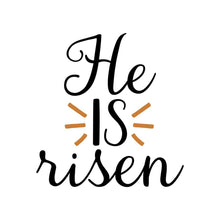 Load image into Gallery viewer, He Is Risen Shirt Christian T-Shirts Easter Gifts