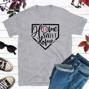 Home Sweet Home Shirt Baseball Shirt