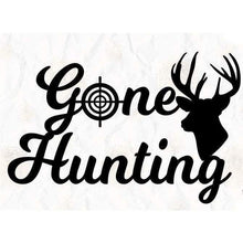 Load image into Gallery viewer, Hunter Shirt Hunting Gift Gone Hunting