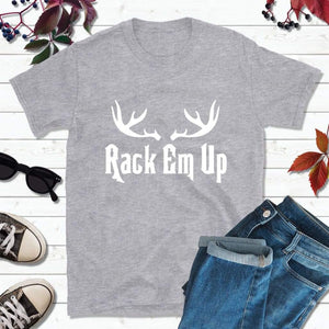 Hunting Shirt Hunting Gift Rack Em Up