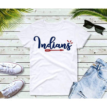 Load image into Gallery viewer, Indians Shirt Indians T-Shirt Cleveland Baseball Shirt