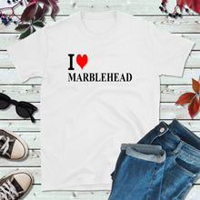 Load image into Gallery viewer, I Love Marblehead Shirt, Lake Erie T-Shirt, Marblehead Ohio Shirt
