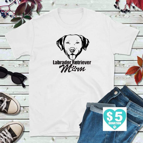 Labrador Retriever Mom Shirt Labrador Retriever Shirt Dog