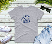 Load image into Gallery viewer, Great Lakes T-Shirt, Vacation Shirt, I'm a Great Lakes Girl