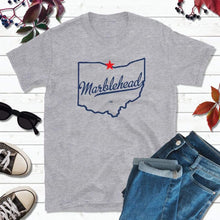 Load image into Gallery viewer, Marblehead Ohio Shirt Great Lakes Shirt Island Vacation