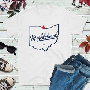 Marblehead Ohio Shirt Great Lakes Shirt Island Vacation