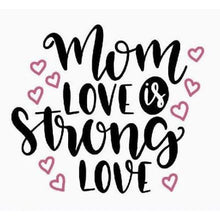 Load image into Gallery viewer, Mom Life Shirt Gifts for Moms Mom Love Strong Love
