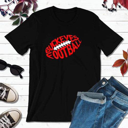 Ohio Football Shirt Ohio Shirt Buckeyes Football