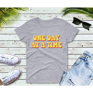 One Day at a Time 70's T-Shirt Vintage Retro Style