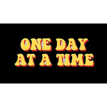Load image into Gallery viewer, One Day at a Time 70's T-Shirt Vintage Retro Style