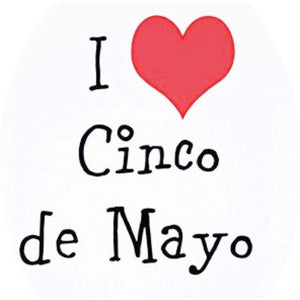 Party Shirt Cinco de Mayo Shirt Women I Love Cinco de Mayo