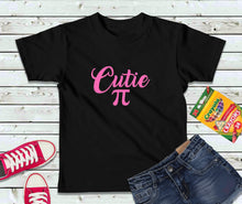 Load image into Gallery viewer, Cutie Pi T-Shirt, Pirate Shirt, Kids Shirt