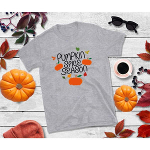 Pumpkin Spice Season Fall Shirt Autumn T-Shirt
