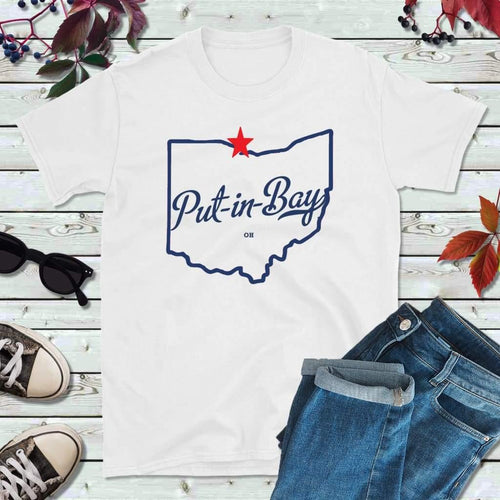 Put-In-Bay PIB Island Ohio Shirt Great Lakes Shirt Vacation