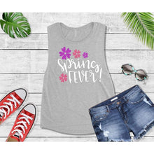 Load image into Gallery viewer, Spring Shirt Vacation T-Shirt Spring Fever Tank