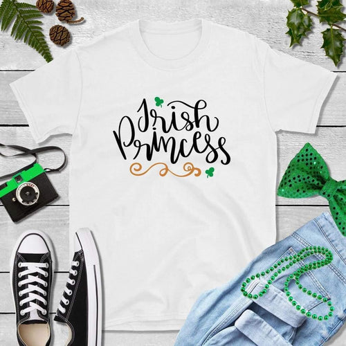 St Patricks Day Shirt Party Shirt Irish Princess