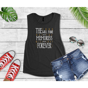 Tans Will Fade Beach Tank or T-Shirt Beach Wear Vacation