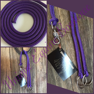 Clip on Martingale Rings - Made & Ready to Go