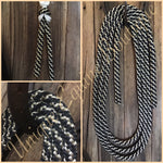 Assorted Rope Reins - No Clips - Made & Ready to go.