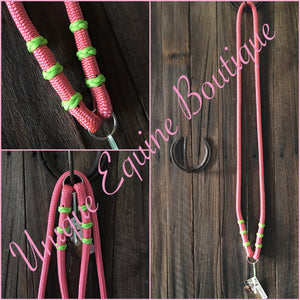 Cordeo's - Assorted Designs Sizes & Colours - Made & Ready to go.
