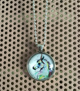 Horse Necklaces - Smarie Design Jewellery