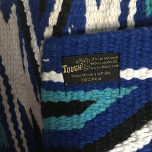 Tough-1 Mayan Navajo Wool Saddle Blanket
