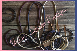 Pocket Halters - One Size Fits All - Made & Ready to go.