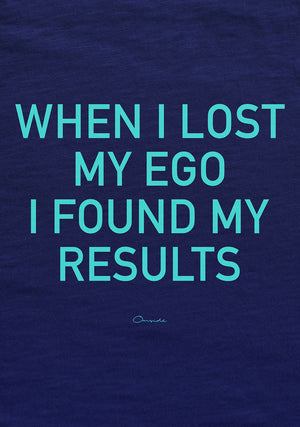 Camiseta Lost My Ego