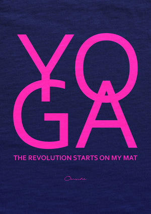 Camiseta Yoga Revolution