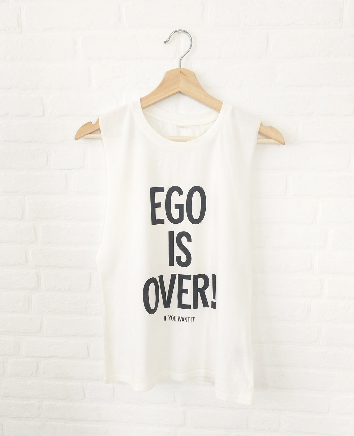 Camiseta Ego is Over