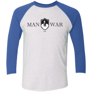 Man of War Raglan (LIGHT)