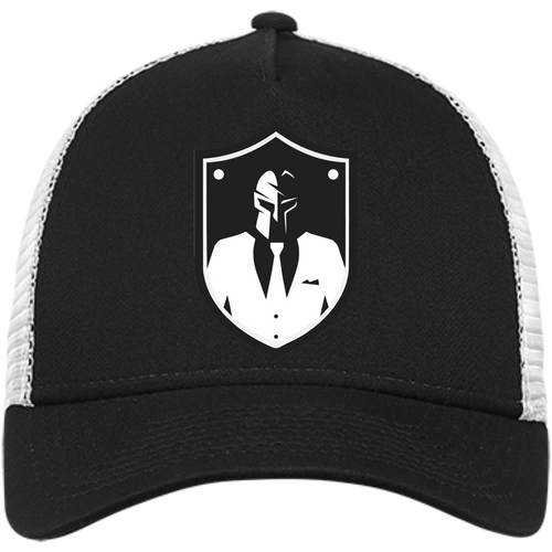 Man of War Shield Trucker Cap